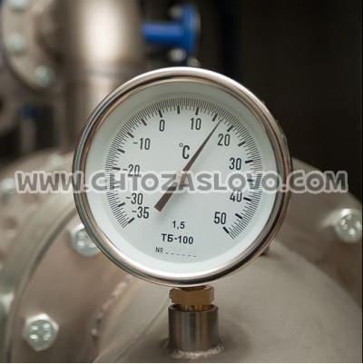 Ответ: термометр