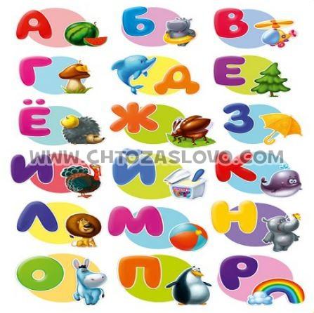 Ответ: алфавит