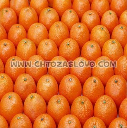 Ответ:  оранжевые