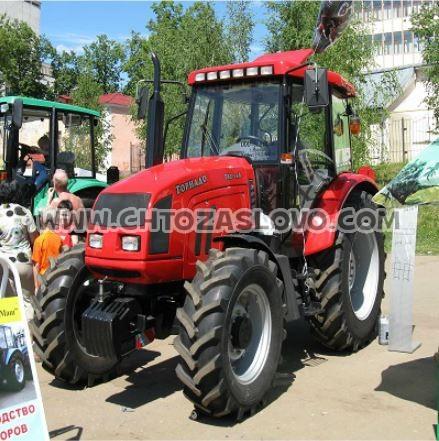 Ответ: трактор