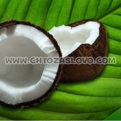 Ответ: кокос