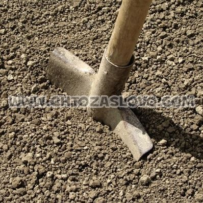 Ответ: лопата